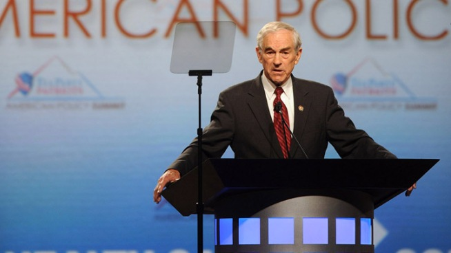 Ron Paul Enters Presidential Race