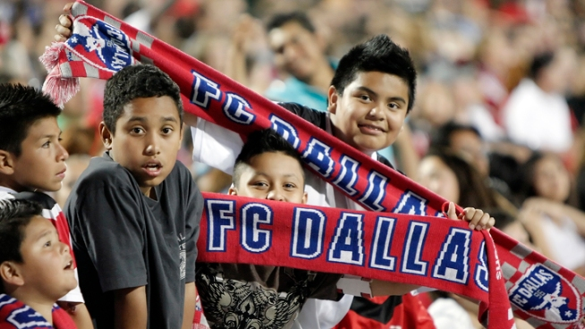 Chavez Leads FC Dallas Past Chivas USA