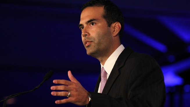 George P. Bush Keeps it Simple in Political Debut