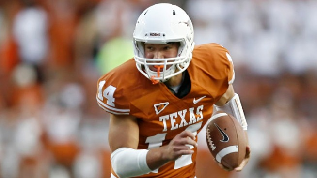 Longhorns Take Holiday Bowl