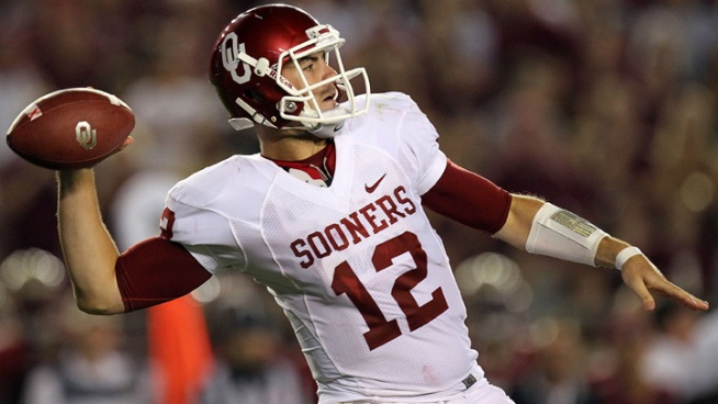 QB Jones and No. 1 Sooners Beat FSU