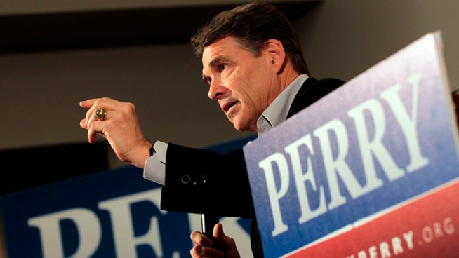 Rick Perry's Greatest Hits (and Misses)