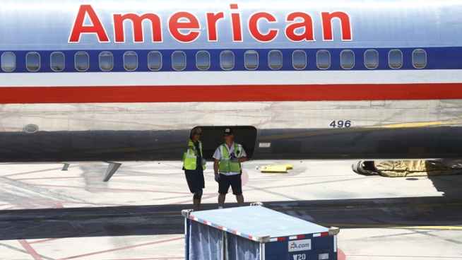 Report: AA, US Airways Merger Close to Announcement