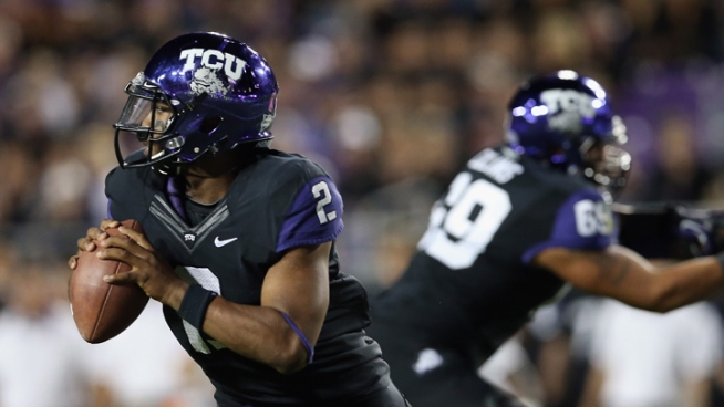 TCU Falls to No. 3 Kansas State