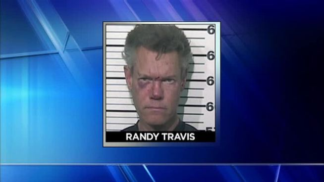 Country superstar Randy Travis is facing a felony charge for allegedly threatening to shoot a state trooper during a DWI arrest in Texas Tuesday night, police say.