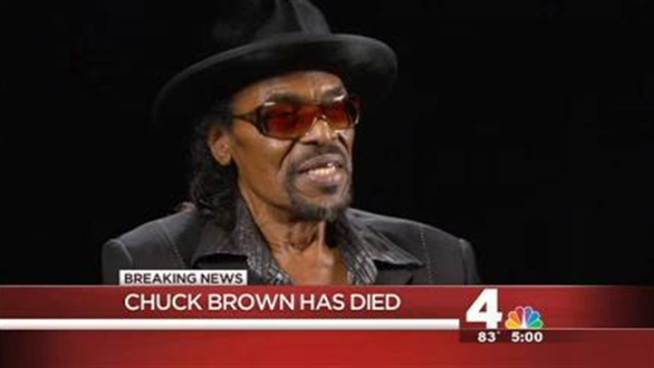 News4's Jim Vance gives his memories of the Godfather of Go-Go, Chuck Brown, who died Wednesday at the age of 75.