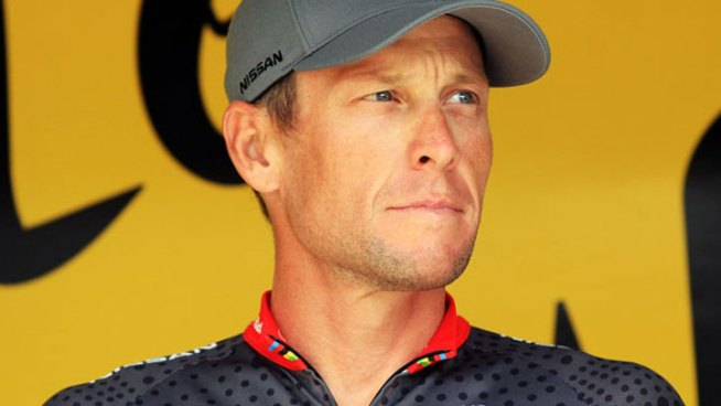 "How Armstrong's ""Blood Doping"" Went Unnoticed"