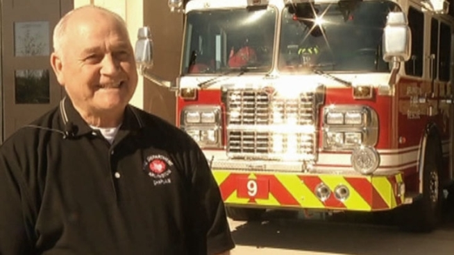 The Arlington Fire Department recently called on a familiar face to fill the roll as chaplain.