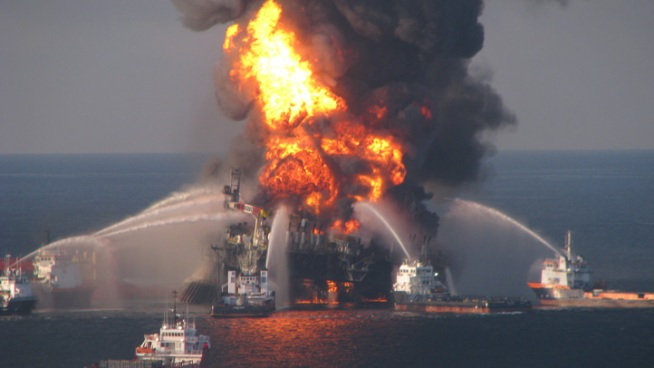 BP Oil Spill Trial Begins