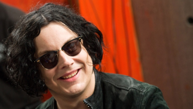 Jack White Beats Adele on Album Charts