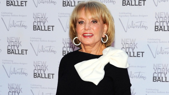 Barbara Walters' Most Fascinating Person Revealed