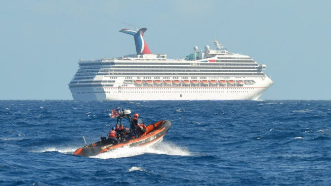 As the stranded cruise ship Carnival Triumph approaches shore Tuesday night, being towed by tugboats toward Mobile, AL, NBC 5 is hearing reports of worsening conditions on board.