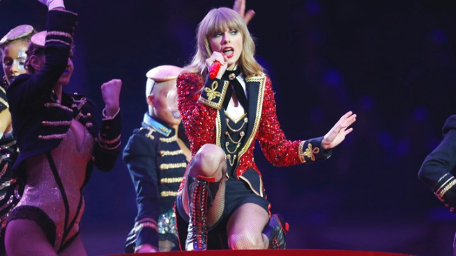 Bieber, Swift Win Big at MTV European Music Awards