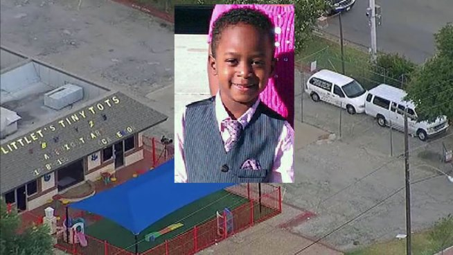 Child Found in Day Care Van Has Died