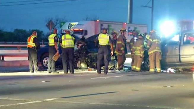 One Dead in Fatal Wrong-Way Wreck