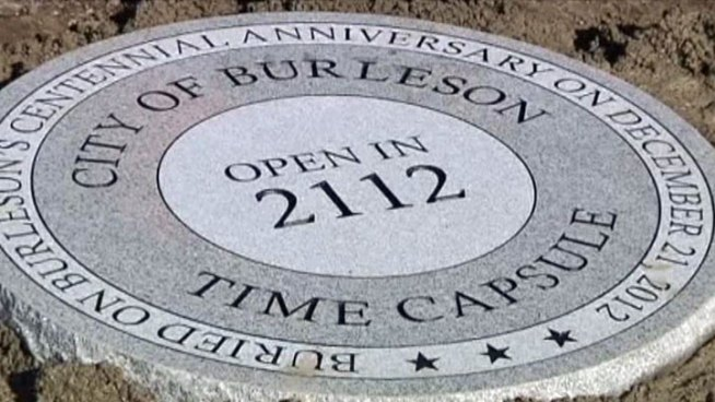 Time Capsules in Medford and Watertown
