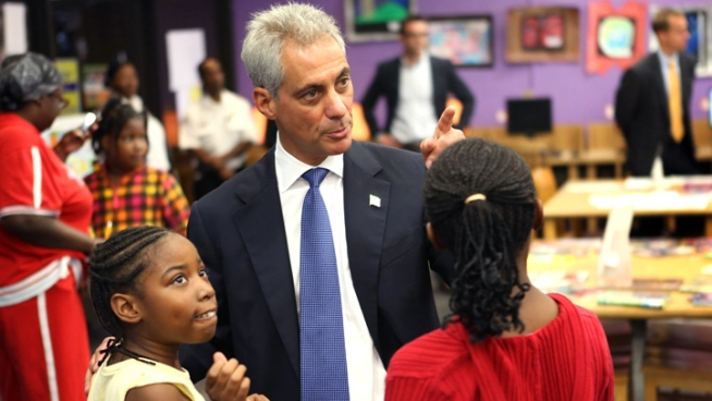 CPS Board President Says No More Negotiations