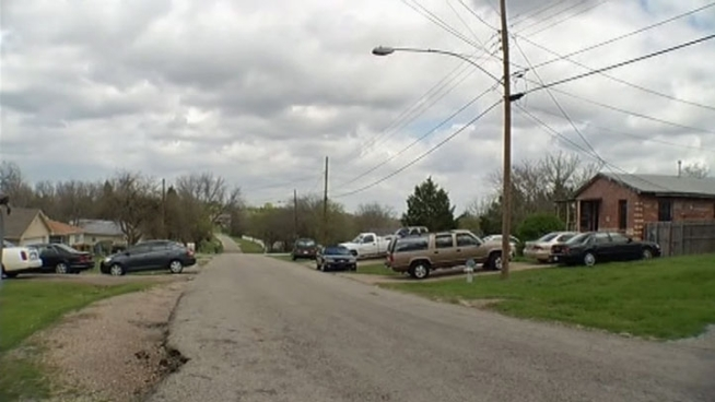 The Cigarette Hill neighborhood at Simpson Stuart Road and Lancaster Road in Dallas is in serious need of improvements, including street lights, sidewalks and road work.