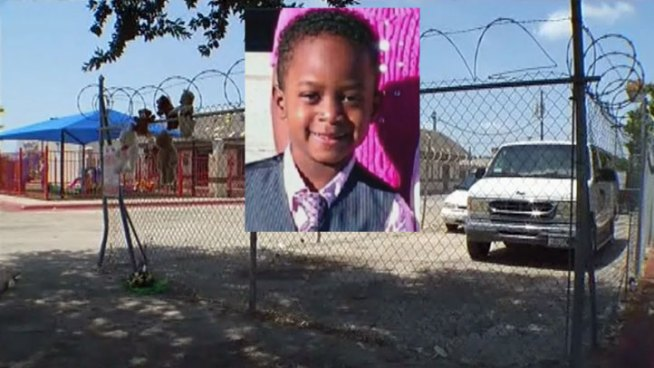 The day care where a 3-year-old boy was left in a van on Friday was open Monday, while the police and CPS investigations continue.