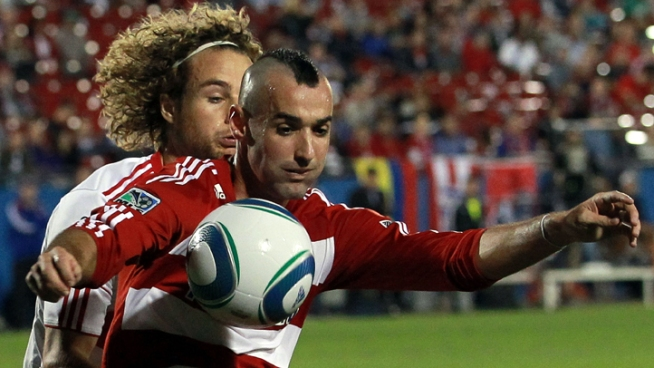 Images: FC Dallas in First MLS Cup