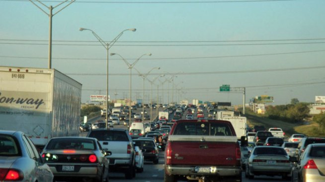 Sitting in Traffic? You're Wasting Money