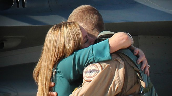 Calif. Family Mourns F-16 Pilot's Death