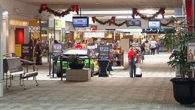 Irving Mall was quiet with a lack of shoppers taking advantage of after-Christmas sales.