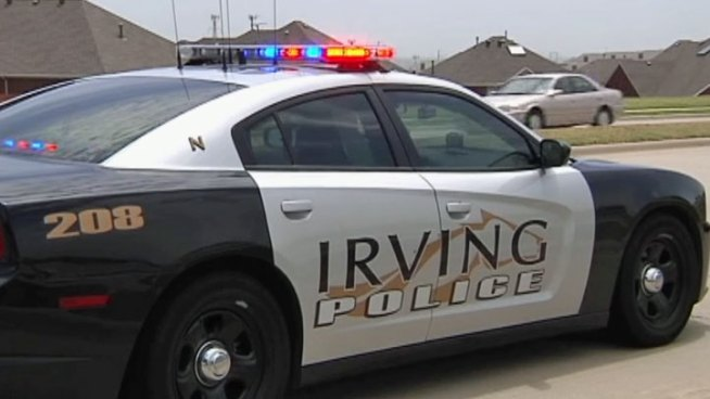 Irving police use their new Twitter account to tweet about a string of burglaries in Valley Ranch.