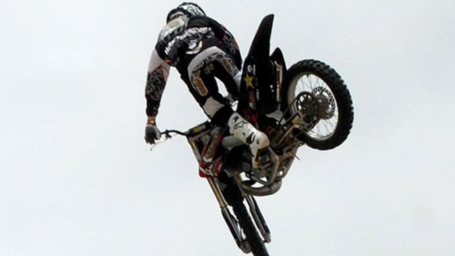 Carey Hart in Action