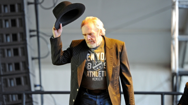 Merle Haggard Cancels Billy Bob's Show