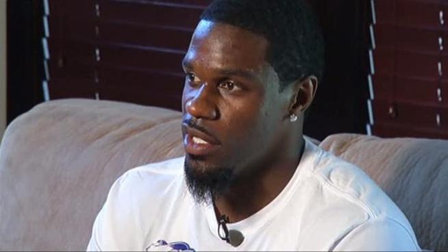 Veteran cornerback Chris Johnson lives in North Texas during the off-season. He and his family are planning just in case there isn't an NFL season or  NFL paycheck.