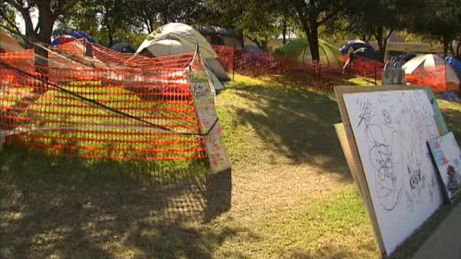 New Occupy Dallas Video Sparks Police Investigation