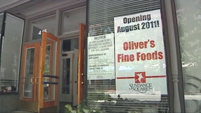 Oliver's Fine Foods will take over part of the ground floor at Throckmorton and 4th Streets in downtown Fort Worth.