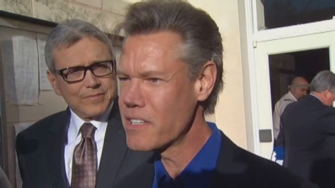 Randy Travis has pleaded guilty to driving while intoxicated in a case that began last summer when the naked country music star crashed his Pontiac Trans Am. Travis received a 180-day suspended jail sentence, 24 months of probation and a $2,000 fine.