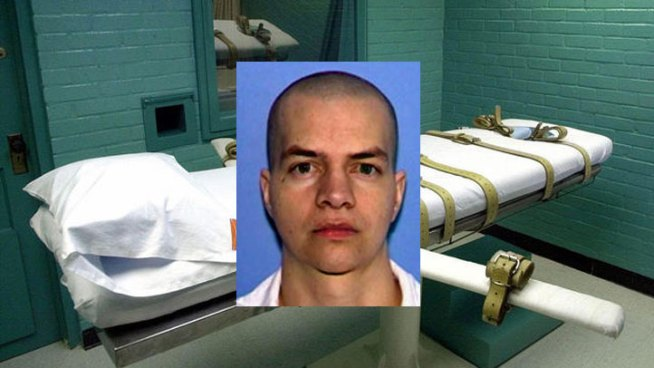 Death Row Inmate Renews Death Wish