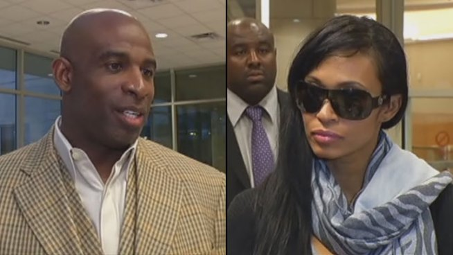 A judge ruled that Deion and Pilar Sanders should split custody of their two sons and one daughter evenly but also expands Deion's parental rights.