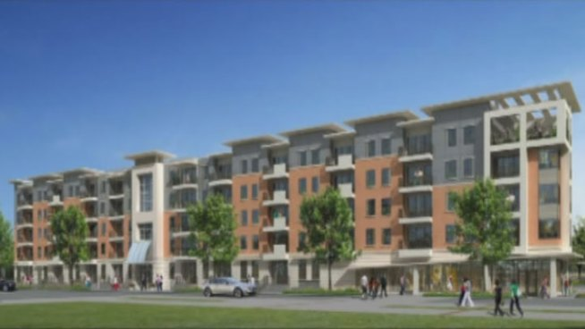 A new 5-story luxury apartment building planned near the UTA campus and hopes to attract young professionals, but some city council members are not convinced the Sapphire Development is worthy of the $2 million in tax incentives approved Tuesday.
