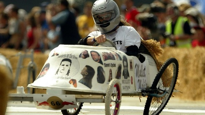 Soapbox Race Speeds into Dallas
