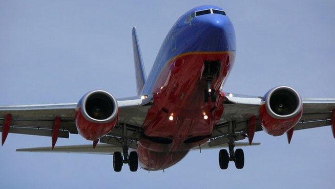 SWA Flight Diverted to OKC