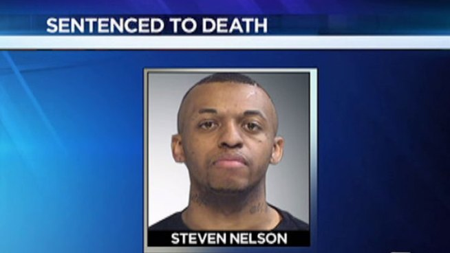 Steven Nelson was sentenced to death in the murder of Arlington Pastor Clint Dobson.