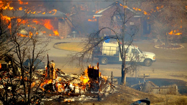 Wildfires: Child Dead, 121,000 Acres Burned
