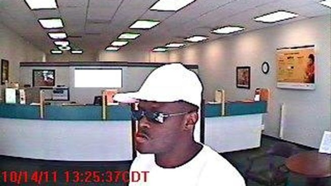 Police Release Photo of Suspected Robber
