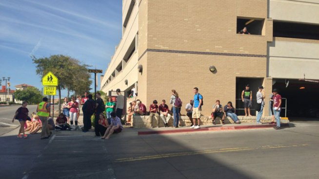 Bomb Threat Over at Texas State University