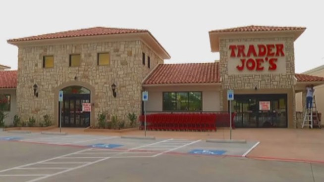 One of the first Trader Joe's in North Texas is set to open in Fort Worth on South Hulen Street on Friday.