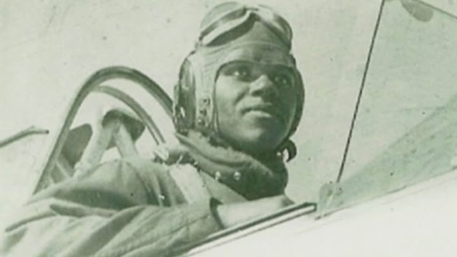 Starting Sunday, the Frontiers of Flight Museum at Love Field expands its exhibit honoring African-American World War II pilots. Museum director Bruce Bleakley and wife of a Tuskegee Airman Erma Platte discuss the exhibit.