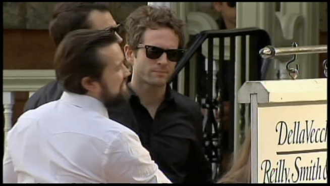 Friends and family gathered to remember the life of reality star Ryan Dunn.