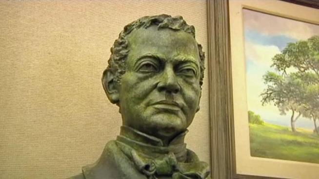 The City of Irving is celebrating Washington Irving this month, and residents are finding out the link between their city and the man known as the father of American Literature.