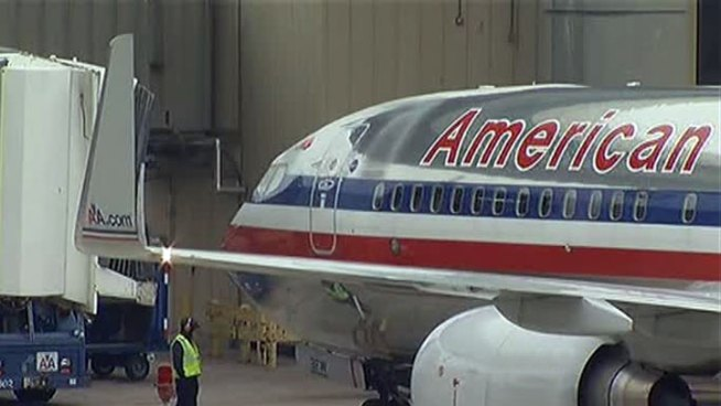 AA Flight Makes Emergency Landing at DFW