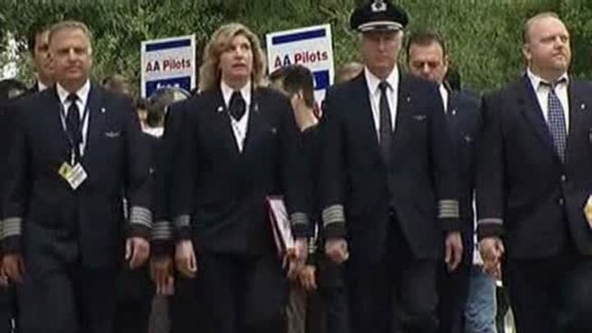 Clock is Ticking for American Airlines Pilots