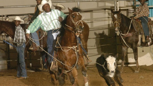 25th Texas Black Invitational Rodeo